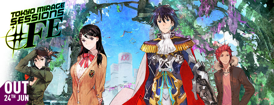 Tokyo Mirage Sessions FE for Nintendo Wii U - Pre-order Now at GAME.co.uk!