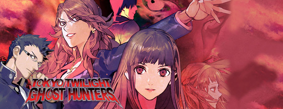 Tokyo Twilight Ghost Hunters for PlayStation VITA - Preorder Now at GAME.co.uk!