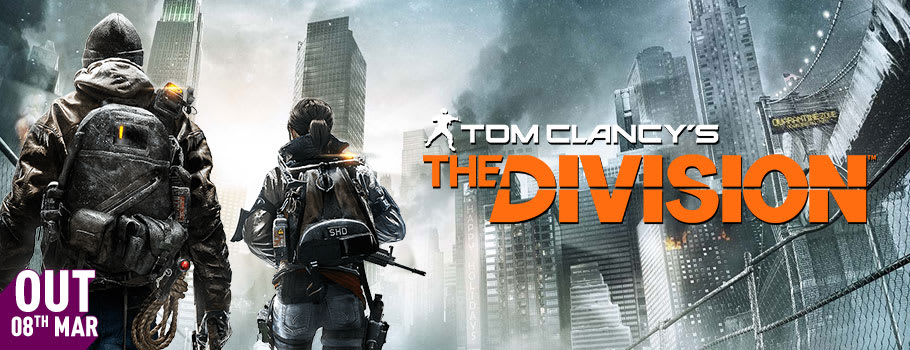 The Division for PC Download - Pre-order Now at GAME.co.uk!