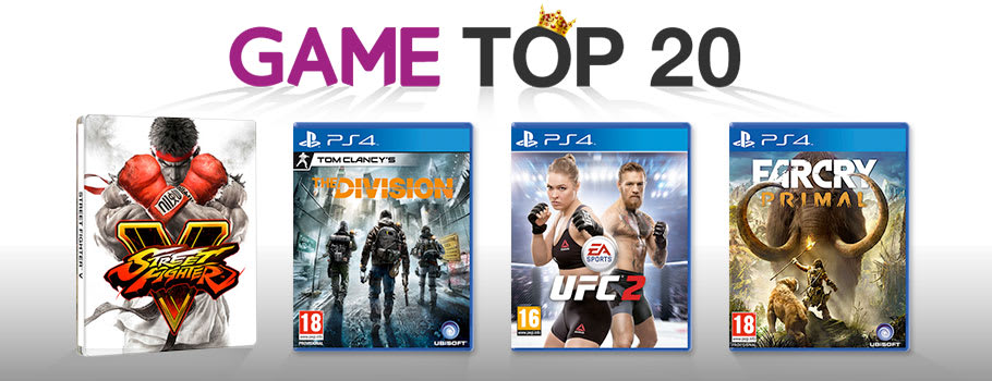Top 20 Games for PS4 - Buy Now at GAME.co.uk!