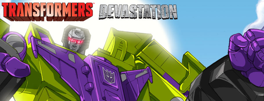 Transformers Devastation - Pre-order Now at GAME.co.uk!