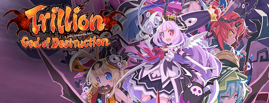 Trillion God of Destruction for PlayStation VITA -Preorder Now at GAME.co.uk!