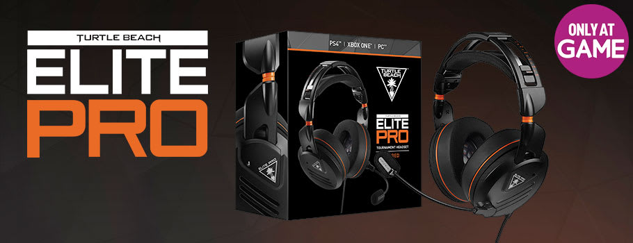 Turtle Beach Headsets - Pre-order Now at GAME.co.uk!