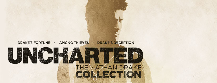 Uncharted The Nathan Drake Collection Special Edition Now at GAME.co.uk!