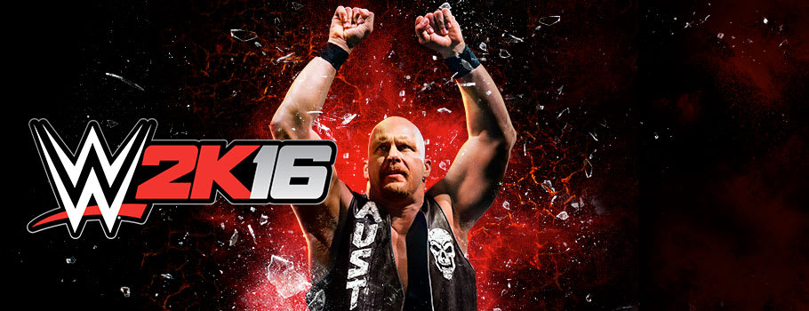 WWE 2K16 - Pre-order Now at GAME.co.uk!