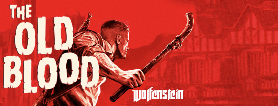 Wolfenstein: The Old Blood for PC Download - Preorder Now at GAME.co.uk!