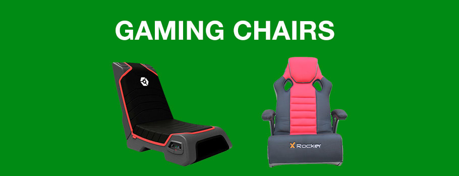 Gaming Chairs for Xbox One - Order Now at GAME.co.uk!