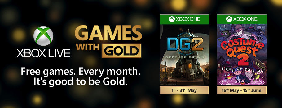 Xbox Live Gold Membership for Xbox Live - Download Now at GAME.co.uk!
