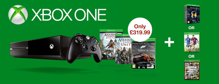 Xbox One Deals - as seen on TV
