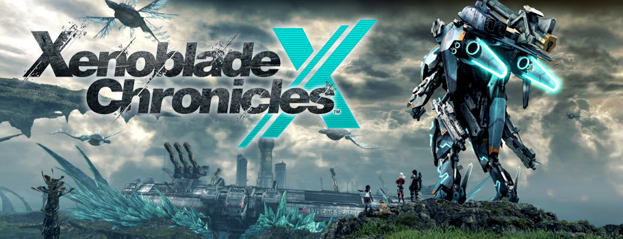 Xenoblade Chronicles X Limited Edition on Wii U - Pre-Order Now at GAME.co.uk!