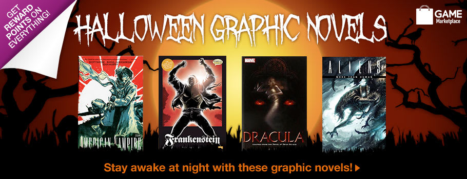 Graphic Novels - Buy Now at GAME.co.uk!