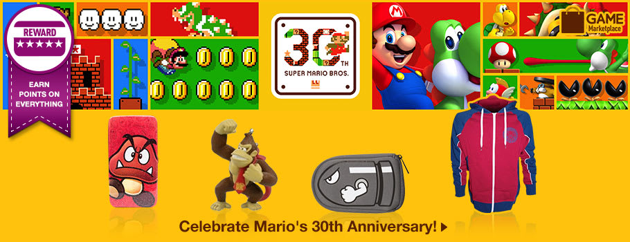 Mario Anniversary - Buy Now at GAME.co.uk!