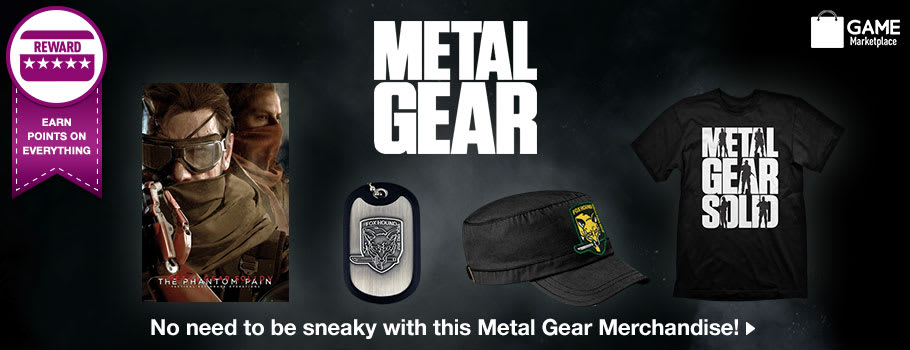 Metal Gear - Buy Now at GAME.co.uk!