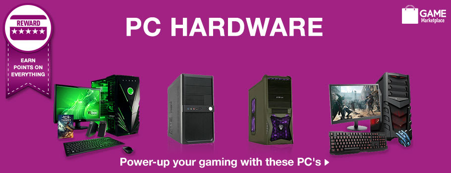PC Hardware Buy Now at GAME.co.uk!