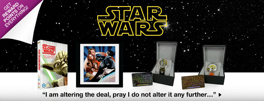 Star Wars Deals - Buy Now at GAME.co.uk!