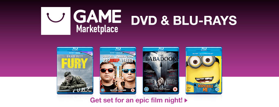 Marketplace Films - Buy Now at GAME.co.uk!