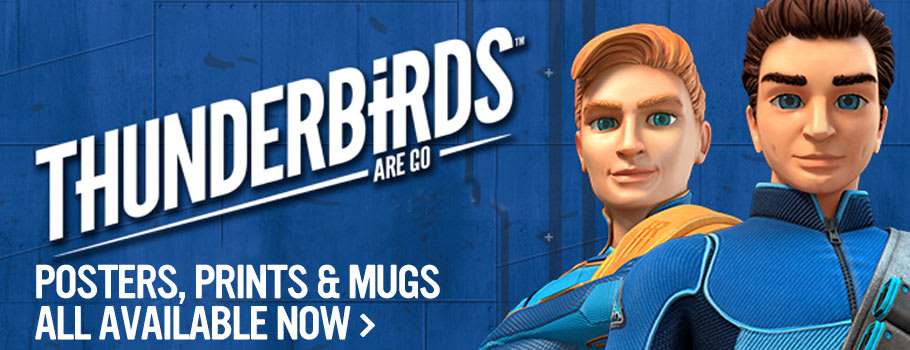 GB posters Thunderbirds - Buy Now at GAME.co.uk!