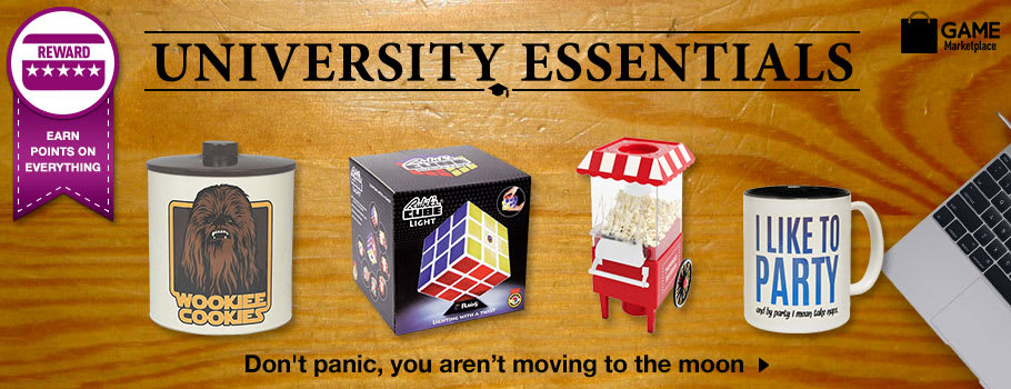 Univercity Essentials - Buy Now at GAME.co.uk!