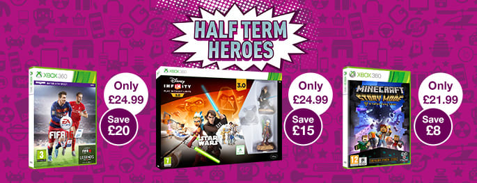 Half Term Heroes for Xbox 360 - Buy now at GAME.co.uk