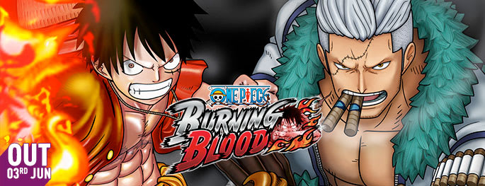 One Piece: Burning Blood for PlayStation VITA - Pre-order Now at GAME.co.uk!