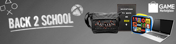 Back to School  - Buy Now at GAME.co.uk!