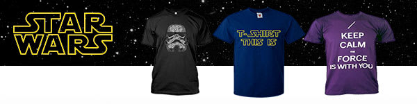 Star Wars Clothing  - Buy Now at GAME.co.uk!