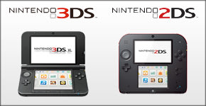 Nintendo 2DS and 3DS Bundles