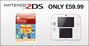 Nintendo 3DS, 3DS XL and 2DS bundles available - Buy Now at GAME.co.uk!