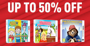 October Sale for Nintendo 3DS - Buy Now at GAME.co.uk!