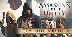 Assassin's Creed Unity Revolution Edition for PC - Buy Now at GAME.co.uk!