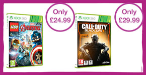 Spring Deals for Xbox 360 - Buy Now at GAME.co.uk