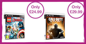 Spring Deals for Playstation 3 - Buy Now at GAME.co.uk