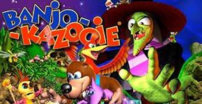 Banjo Kazooie for Xbox 360 - Download Now at GAME.co.uk!