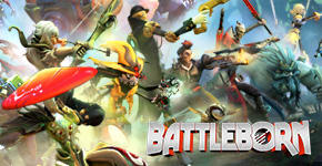 Battleborn for PS4, Xbox One and PC available 3rd May 2016 – Pre-order Now at GAME.co.uk