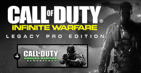 Call of Duty Infinite Warfare Legacy Pro Edition Only at GAME for PS4 - Pre-order Now at GAME.co.uk!!