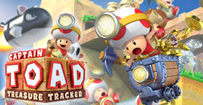 Captain Toad Treasure Tracker for Nintendo Wii U - Download Now at GAME.co.uk!
