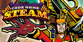 Code Name STEAM for Nintendo 3DS - Download Now at GAME.co.uk!
