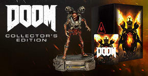 DOOM Collectors Edition for Xbox One - Pre-order Now at GAME.co.uk!