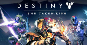 Destiny: The Taken King - Pre-order now at GAME.co.uk!