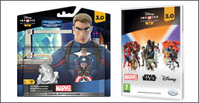 Disney Infinity 3.0 Software and Play Set Bundles for PS4 and Xbox One - Buy Now at GAME.co.uk