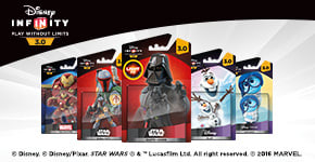 Disney Infinity 3.0 2 for �15 on selected figures - Buy now at GAME.co.uk!