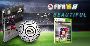 Only at GAME - FIFA 16 Preorder Pack - Preorder Now at GAME.co.uk!