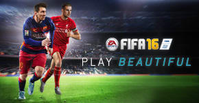 FIFA 16 - Pre-order now at GAME.co.uk!