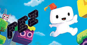 FEZ for PlayStation VITA - Download Now at GAME.co.uk!