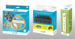 Top 20 Accessory Chart for Nintendo Wii U - Buy Now at GAME.co.uk!