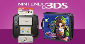 Accessories for Nintendo 3DS - Buy Now at GAME.co.uk!