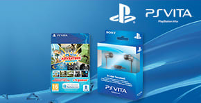 Accessories for PlayStation VITA - Buy Now at GAME.co.uk!
