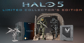 Halo 5: Guardians Limited Collector's Edition - Preorder Now - Only at GAME.co.uk!