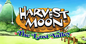 Harvest Moon: The Lost Valley for Nintendo 3DS - Download Now at GAME.co.uk!