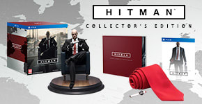 Hitman Collector's Edition for Xbox One, PS4 and PC - Pre-order Now at GAME.co.uk!